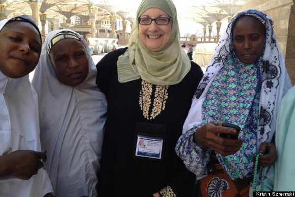 Illinois Mom Does First Hajj