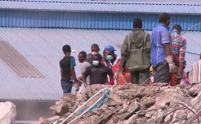 Church Guest House Collapses in Nigeria; Government Calls for Investigation