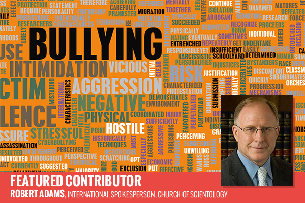 Scientology Perspective on Bullying