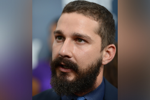 Shia LaBeouf Finds God