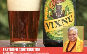 Upset Hindus urge withdrawal of Lord Vishnu beer of Brazil