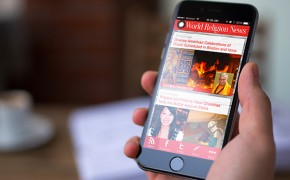 World Religion News App Updated for iOS 8.1