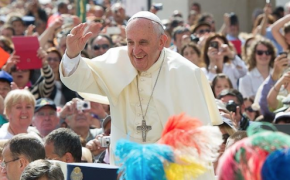 The Pope's Top 10 List For A Happy Life