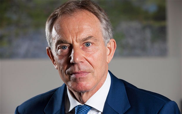 ... Blair Calls for a Fight against Extremism through Religious Education