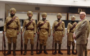 Sikh World War I Veterans Honored in UK Memorial Service