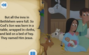 Bible App for Kids Celebrates 5 Million Downloads on Thanksgiving Day