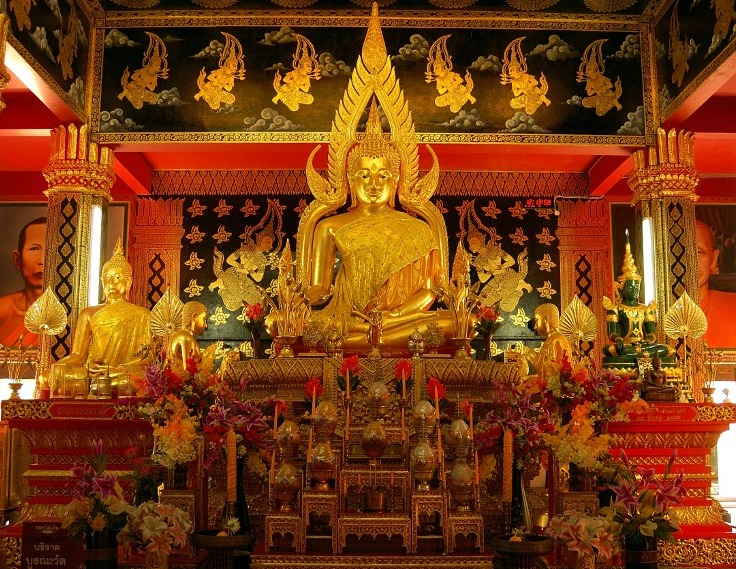 buddhist singles in temple The buddhist view of marriage considers marriage a secular affair and as such, it  is not  governments while the ceremony itself is civil, many buddhists obtain  the blessing from monks at the local temple after the marriage is completed.