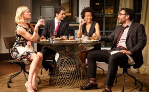 Pulitzer Prize Winning 'Disgraced' Stirs Controversy on Broadway