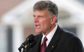 Franklin Graham Accuses Islam of Being a 'False Religion'