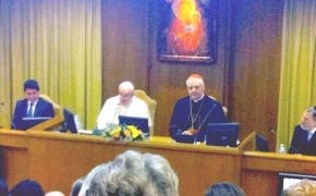 The International Interreligious Colloquium Started Today at Vatican