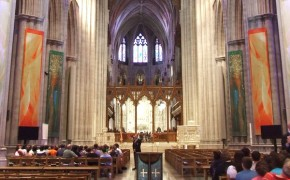 Muslims Lead Interfaith Prayer Service for the First Time at National Cathedral in D.C.