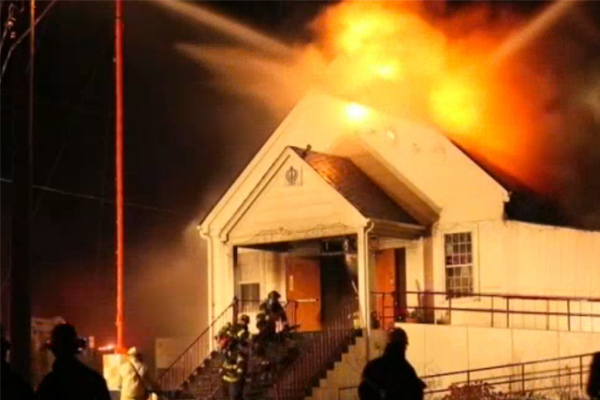 Sikh Temple Fire
