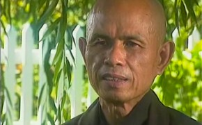 Monk Thich Nhat Hanh Shows Improvement After Hospitalization