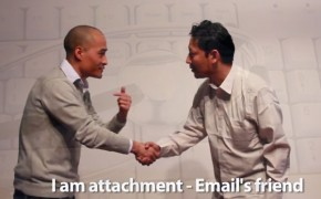 """Detach from Attachments"" Is Tibetan Monks' Digital Warning"