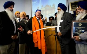 The Peach King: A Rags to Riches Sikh Honored by Gov. Jerry Brown