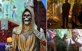 Inside the religion of the Lady of Death, as seen on 'Breaking Bad'