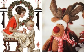 Survey: Celebrating Christmas Then and Now