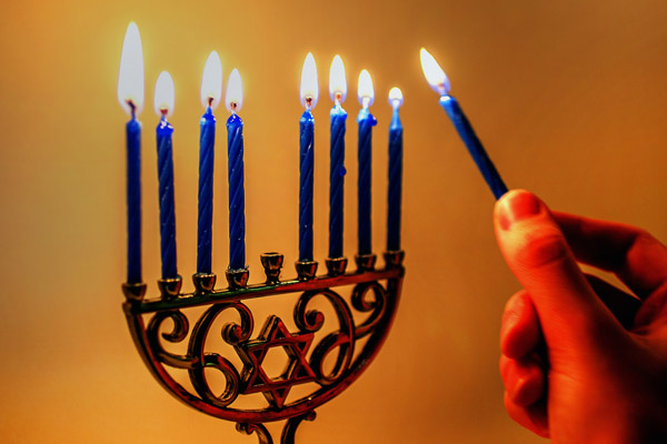 The Menorah is a very important piece of Jewish history and tradition and it has a miraculous story behind it. & Hanukkah: The Story of the Lighting of the Menorah - World ... azcodes.com