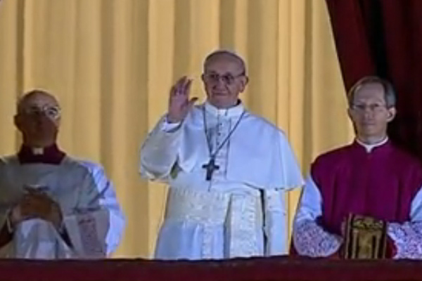 Pope Francis 60 Minutes Inside the Vatican