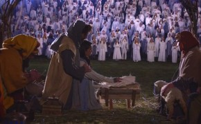 New Music Video Features David Archuleta, The Piano Guys, and World Record Nativity Scene