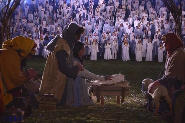 new music video features david archuleta the piano guys and world record nativity scene