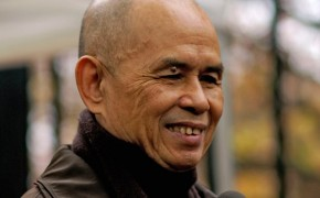 Thich Nhat Hanh Shows Improvement But is Still in Coma