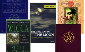 Top 5 Books Every Wiccan Should Own