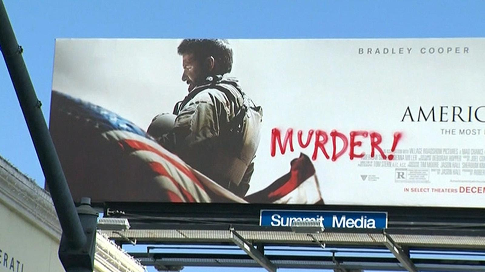 American Sniper 2015 Poster Wallpapers Nasty Wallpapers