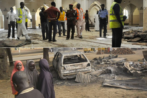 Devastation by Boko Haram
