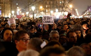 Worldwide gatherings show solidarity after Charlie Hebdo terrorist killings