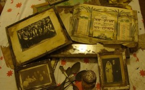 Jewish belongings discovered 70 years after family is deported during the Holocaust