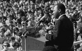 The radical religious beliefs of Martin Luther King, Jr.