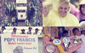 Can Pope Francis increase church attendance in the Philippines?