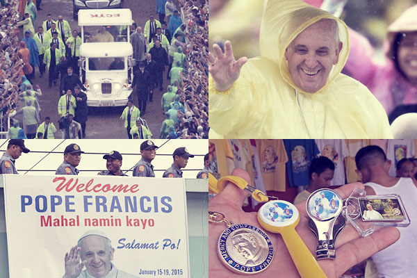 Pope Francis Philippines Church Attendance