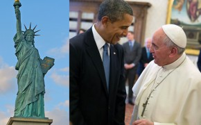 Pope Francis adds New York stop to his U.S. visit
