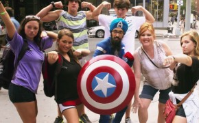 Sikh Captain America stars in 'Red, White, and Beard' documentary