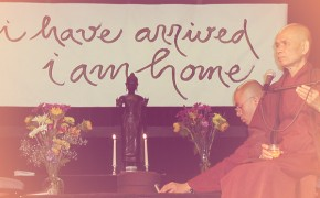 Thich Nhat Hanh Wakes Up From Coma