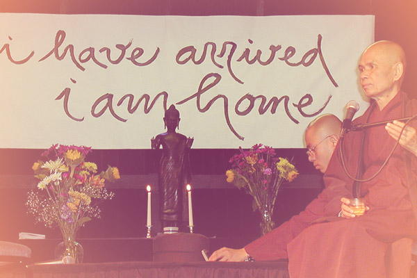 Thich Nhat Hanh Wakes From Coma
