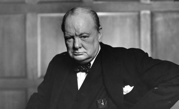 Atheist Winston Churchill Was Begged Not To Convert To