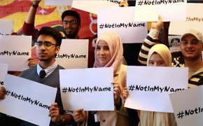 #NotInMyName #JeSuisCharlie  #JeSuisAhmed – The Muslim World Responds To The Paris Attack On Twitter