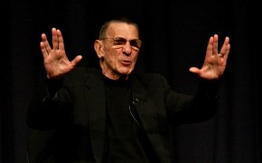 "Leonard Nimoy, ""Spock,"" has died, but his Vulcan Salute, based on his Jewish faith, will ""prosper"""