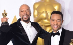 Common thanks God, Jesus appears at 87th Academy Awards