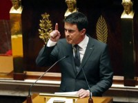 VIDEO: French Prime Minister Manuel Valls on the