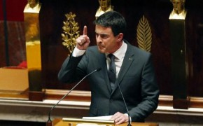 """VIDEO: French Prime Minister Manuel Valls on the """"intolerable rise of anti-Semitism in France"""""""