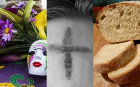 The connection between Mardi Gras, Ash Wednesday, and Lent