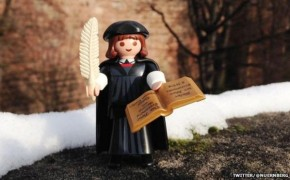Martin Luther Makes History Again – As A Children's Toy
