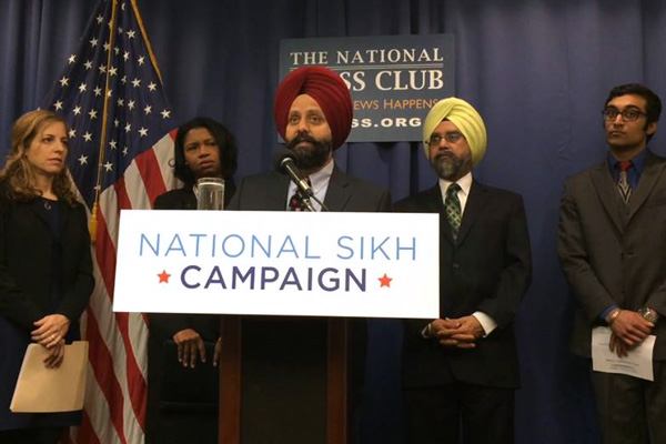 National Sikh Campaign Members