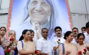 Hindu Leader Under Fire for Criticism of Mother Theresa