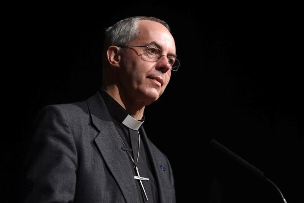 Archbishop of Canterbury  Rev Justin Welby