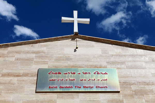 Christians In Iraq